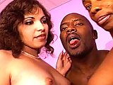 Ethnic Girl, Black Chick, Big Black Dick