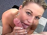 Busty Street Whore Sucks And Swallows