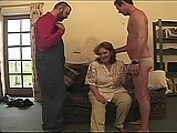 Fat Housewive Fucked By Two Handymen