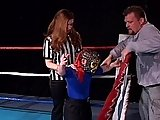 Midget Wrestler Fucks The Hot Referee