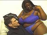 BBBW Gets Fucked by Hard White Cock